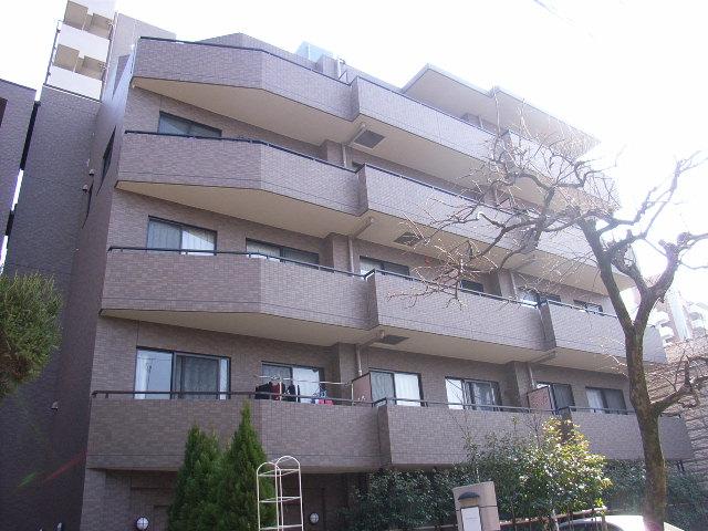 東京都新宿区、落合駅徒歩5分の築13年 6階建の賃貸マンション