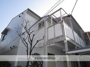東京都中野区、下落合駅徒歩13分の築29年 2階建の賃貸アパート