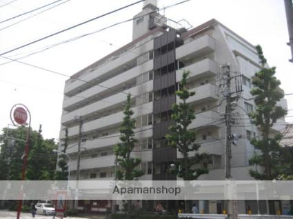 東京都文京区、目白駅徒歩15分の築37年 8階建の賃貸マンション