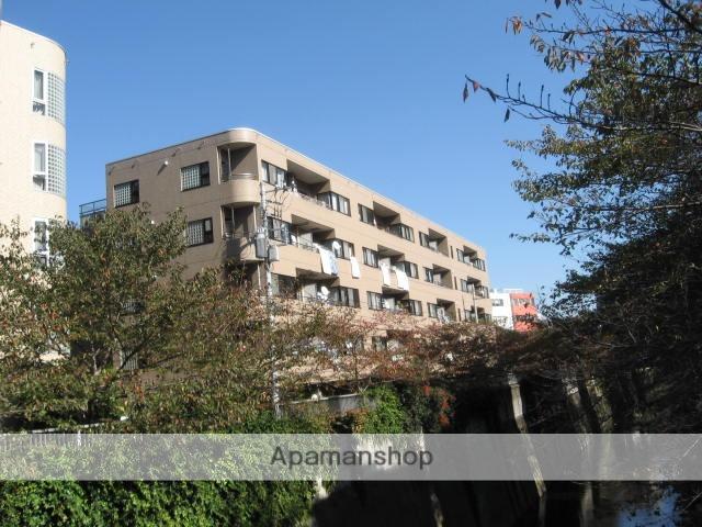 東京都新宿区、高田馬場駅徒歩15分の築21年 5階建の賃貸マンション