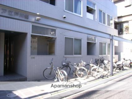 東京都文京区、茗荷谷駅徒歩12分の築22年 5階建の賃貸マンション