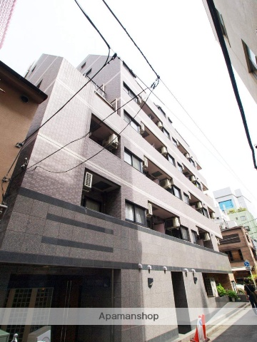東京都千代田区、神田駅徒歩3分の築12年 8階建の賃貸マンション