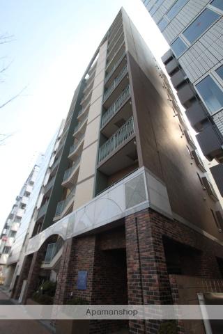 東京都文京区、後楽園駅徒歩10分の築14年 11階建の賃貸マンション