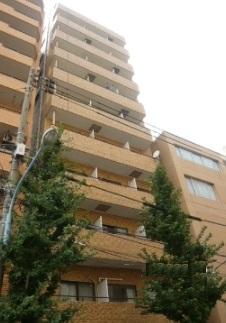 東京都新宿区、神楽坂駅徒歩4分の築33年 11階建の賃貸マンション