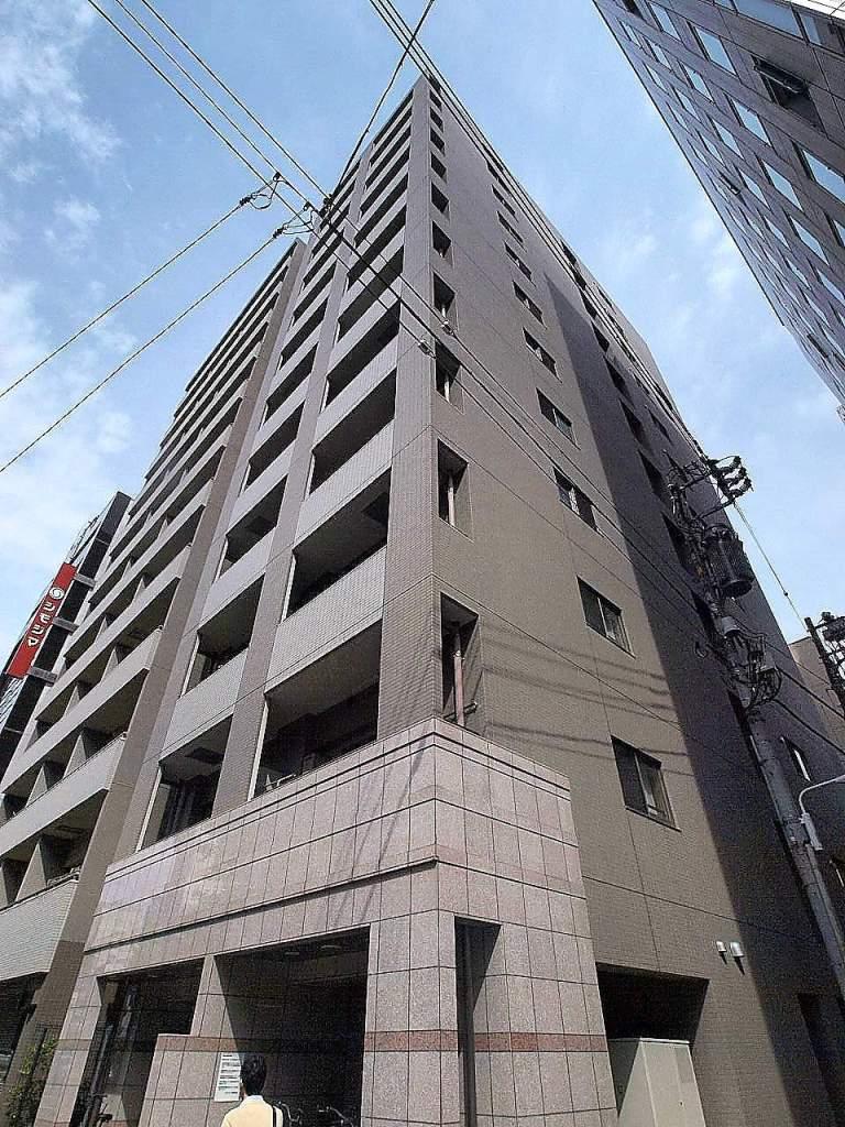 東京都台東区、浅草橋駅徒歩4分の築10年 12階建の賃貸マンション