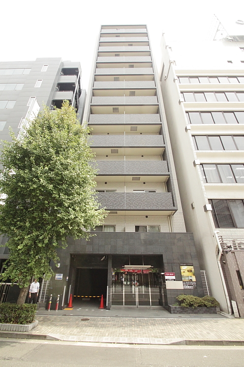 東京都千代田区、秋葉原駅徒歩5分の築10年 13階建の賃貸マンション