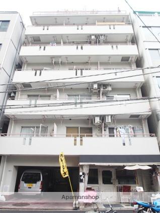 東京都千代田区、水道橋駅徒歩4分の築36年 9階建の賃貸マンション