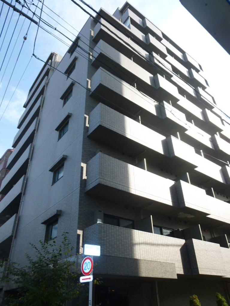 東京都新宿区、東長崎駅徒歩13分の築9年 9階建の賃貸マンション