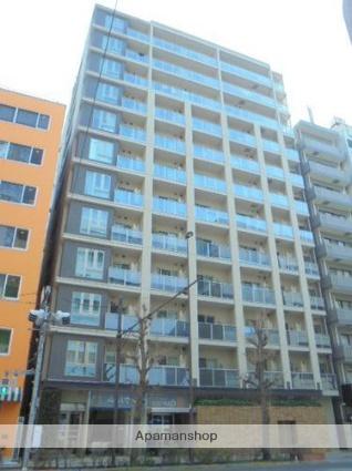 東京都台東区、浅草橋駅徒歩9分の築5年 12階建の賃貸マンション