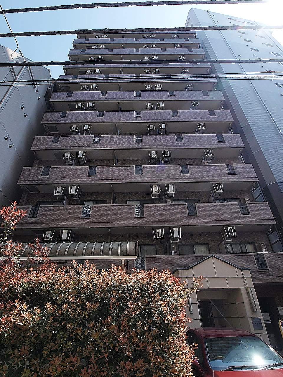 東京都千代田区、神田駅徒歩8分の築16年 12階建の賃貸マンション