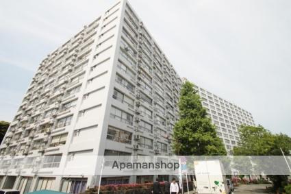 東京都文京区、上野広小路駅徒歩7分の築47年 16階建の賃貸マンション