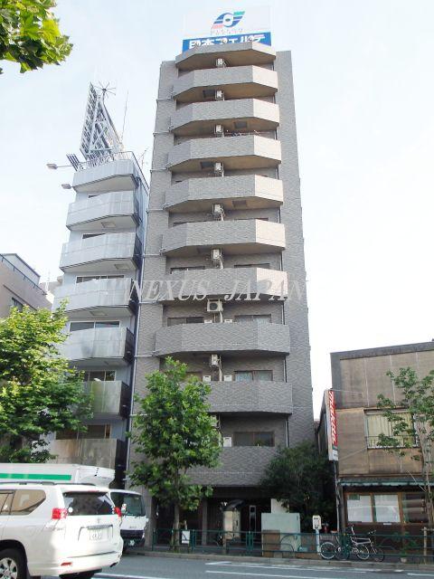 東京都新宿区、早稲田駅徒歩5分の築15年 10階建の賃貸マンション