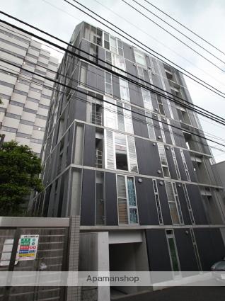 東京都新宿区、神楽坂駅徒歩9分の築12年 8階建の賃貸マンション