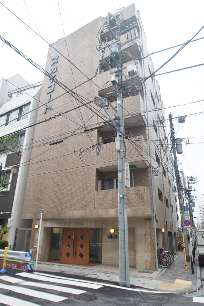東京都文京区、御徒町駅徒歩4分の築12年 9階建の賃貸マンション
