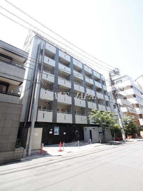 東京都新宿区、早稲田駅徒歩3分の築7年 8階建の賃貸マンション