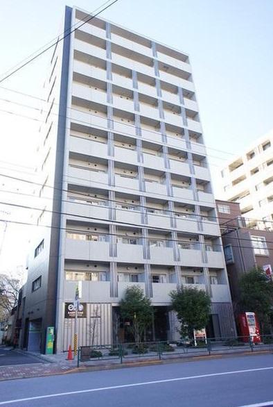 東京都墨田区、両国駅徒歩10分の築9年 11階建の賃貸マンション