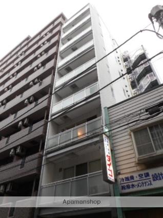 東京都千代田区、秋葉原駅徒歩3分の築10年 9階建の賃貸マンション