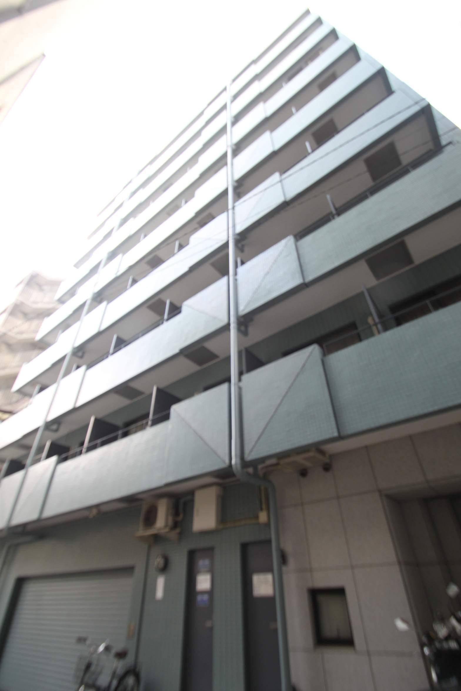 東京都台東区、秋葉原駅徒歩10分の築26年 11階建の賃貸マンション