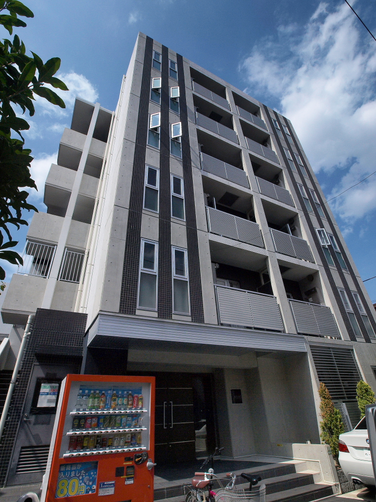 東京都文京区、後楽園駅徒歩14分の築9年 6階建の賃貸マンション
