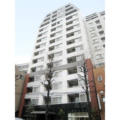 東京都文京区、本駒込駅徒歩5分の築12年 14階建の賃貸マンション