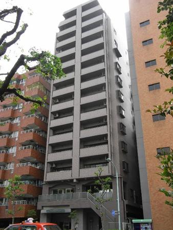 東京都台東区、上野広小路駅徒歩9分の築17年 14階建の賃貸マンション