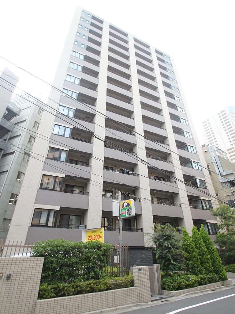 東京都千代田区、九段下駅徒歩9分の築8年 15階建の賃貸マンション