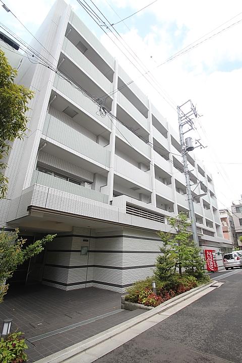 東京都文京区、千駄木駅徒歩5分の築7年 6階建の賃貸マンション