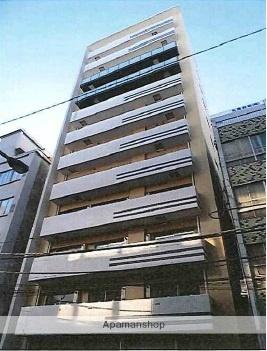東京都中央区、小伝馬町駅徒歩3分の築1年 12階建の賃貸マンション