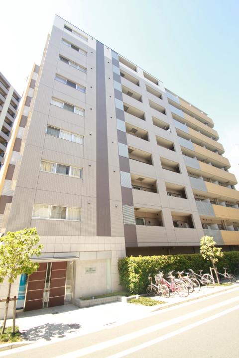 東京都千代田区、飯田橋駅徒歩4分の築7年 9階建の賃貸マンション