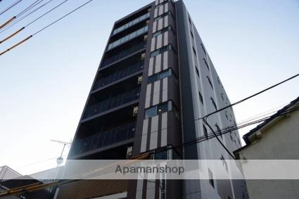 東京都墨田区、両国駅徒歩3分の築2年 9階建の賃貸マンション