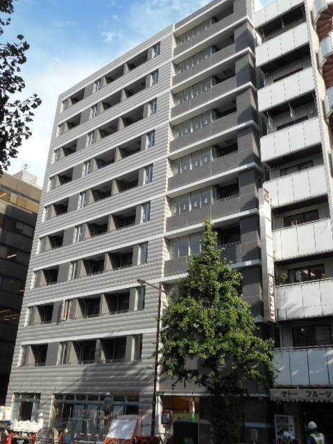 東京都千代田区、神田駅徒歩2分の築1年 10階建の賃貸マンション