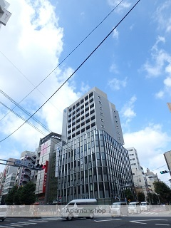東京都台東区、馬喰町駅徒歩5分の築1年 12階建の賃貸マンション