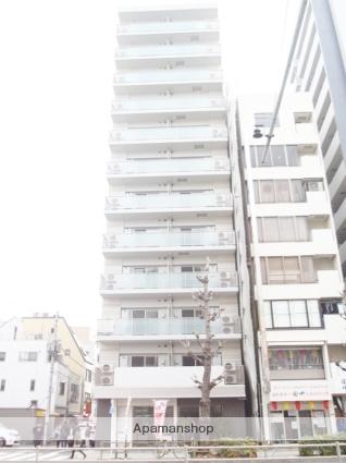 東京都台東区、秋葉原駅徒歩16分の新築 12階建の賃貸マンション
