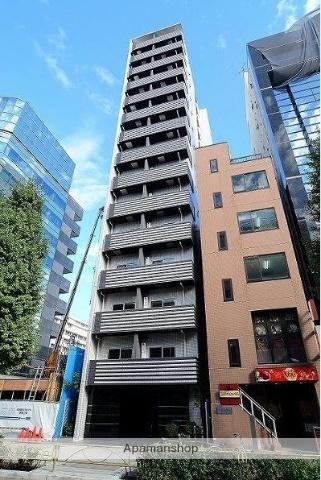 東京都台東区、浅草橋駅徒歩5分の築1年 15階建の賃貸マンション
