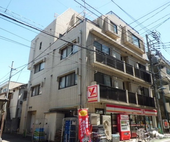 東京都文京区、千駄木駅徒歩14分の築29年 5階建の賃貸マンション