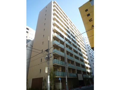 東京都中央区、小伝馬町駅徒歩4分の築5年 12階建の賃貸マンション