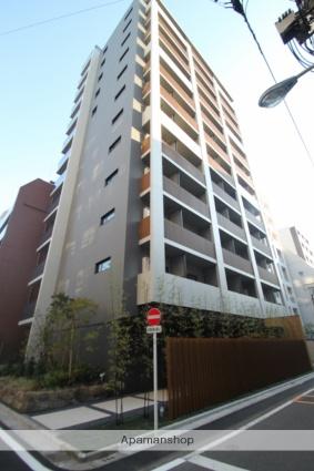 東京都台東区、浅草橋駅徒歩6分の築1年 13階建の賃貸マンション