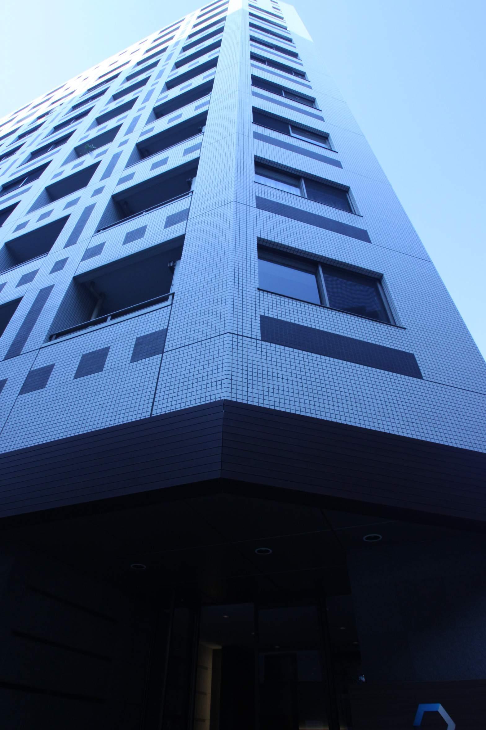 東京都中央区、茅場町駅徒歩5分の築12年 12階建の賃貸マンション