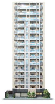 東京都千代田区、神田駅徒歩7分の新築 15階建の賃貸マンション
