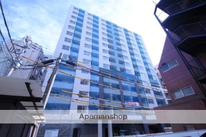 東京都文京区、御茶ノ水駅徒歩9分の築6年 14階建の賃貸マンション