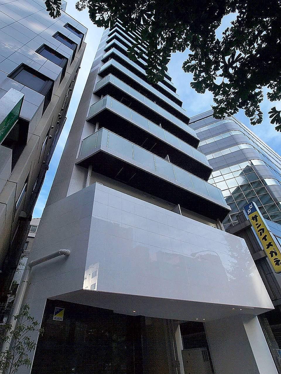 東京都文京区、水道橋駅徒歩14分の築7年 14階建の賃貸マンション