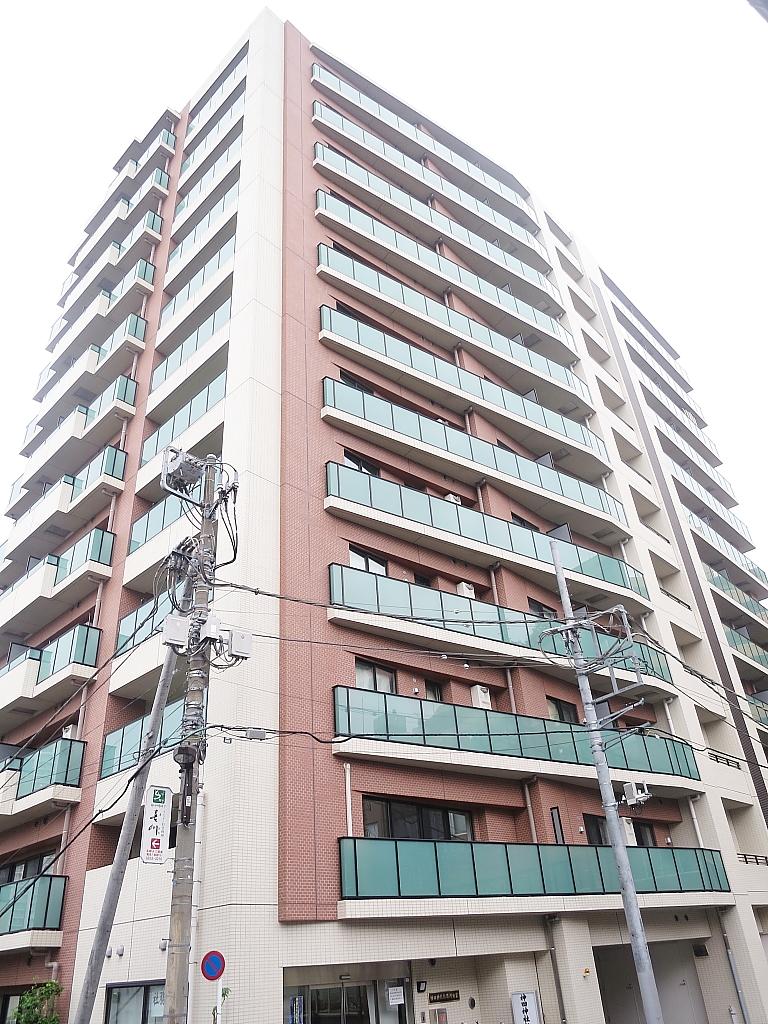 東京都千代田区、末広町駅徒歩7分の築7年 12階建の賃貸マンション
