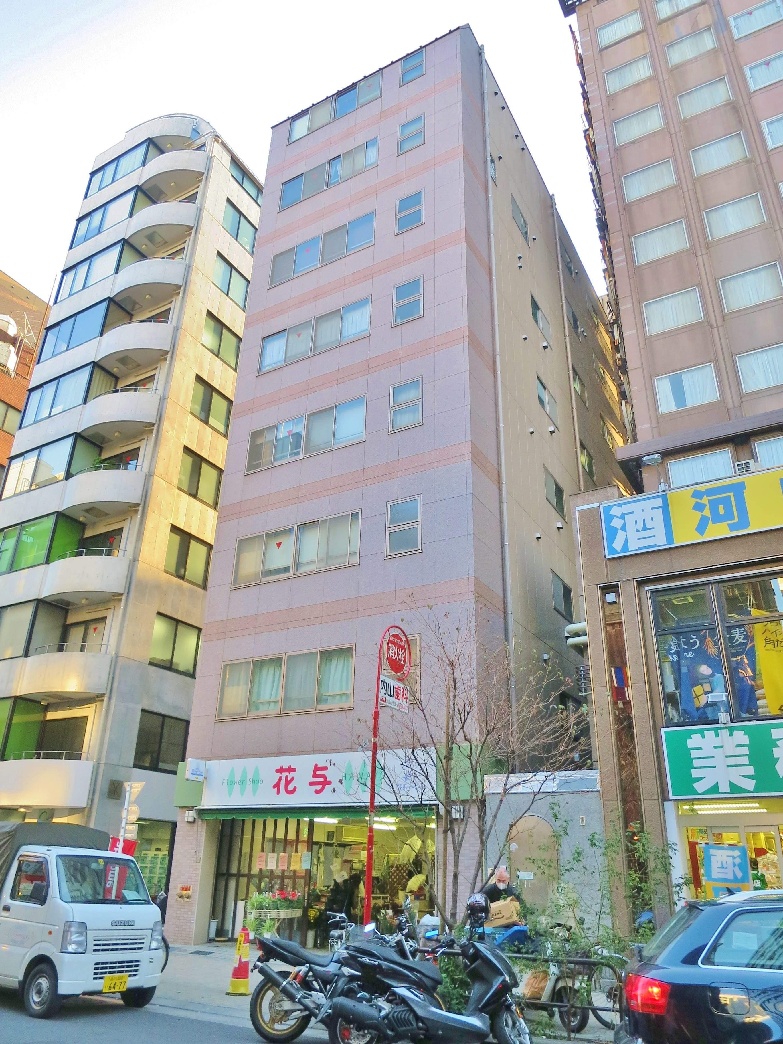 東京都千代田区、神田駅徒歩3分の築14年 8階建の賃貸マンション