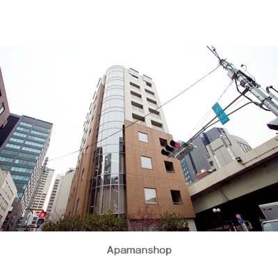 東京都千代田区、大手町駅徒歩22分の築12年 9階建の賃貸マンション