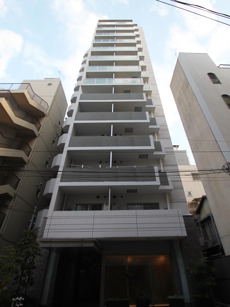 東京都台東区、秋葉原駅徒歩9分の築5年 14階建の賃貸マンション