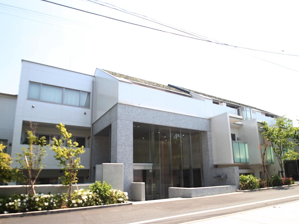 東京都新宿区、市ケ谷駅徒歩5分の築4年 6階建の賃貸マンション