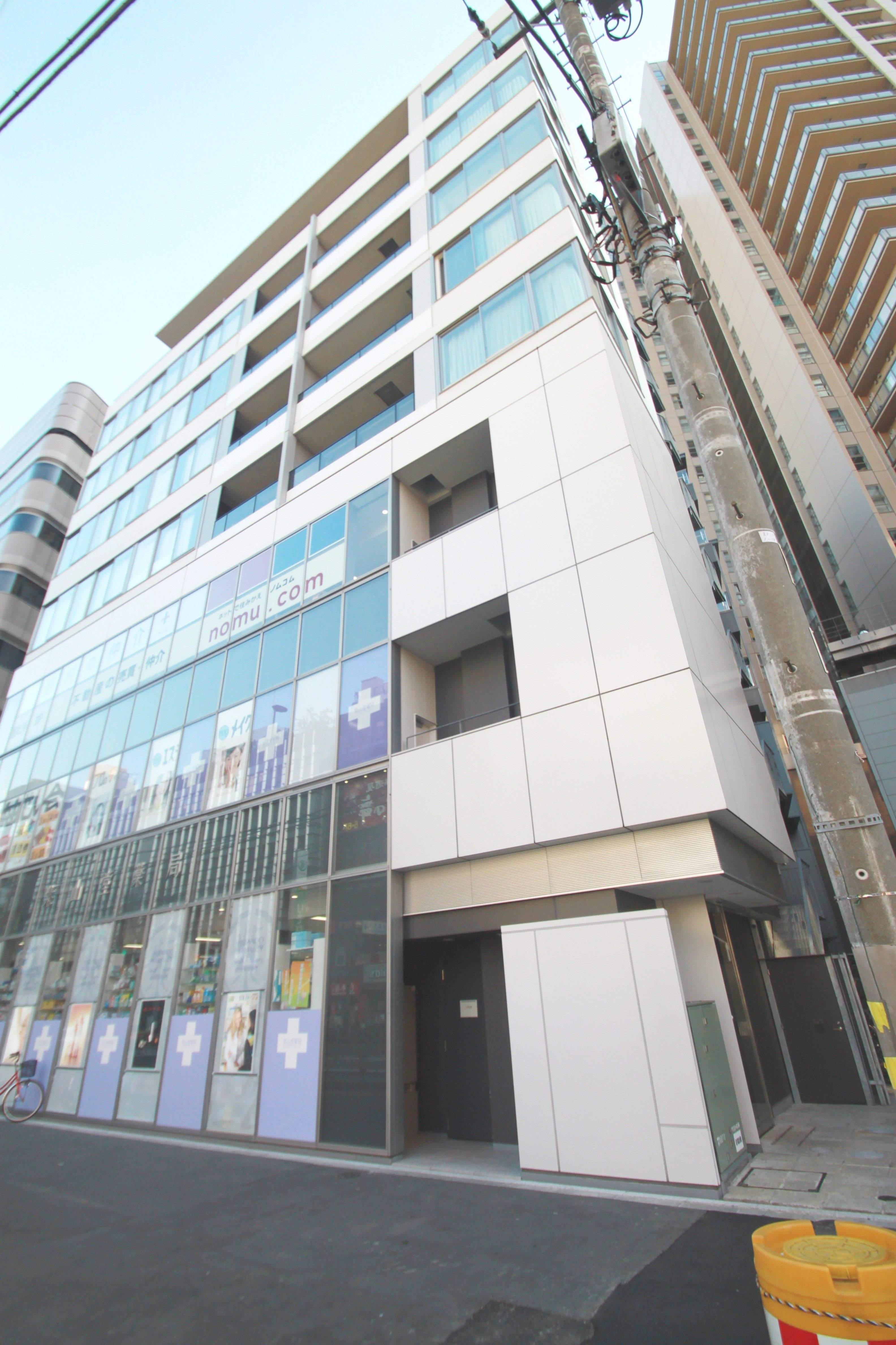 東京都文京区、新大塚駅徒歩14分の築5年 8階建の賃貸マンション