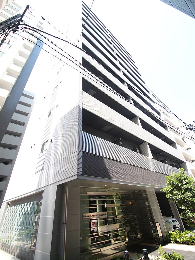 東京都新宿区、四ツ谷駅徒歩8分の築3年 12階建の賃貸マンション