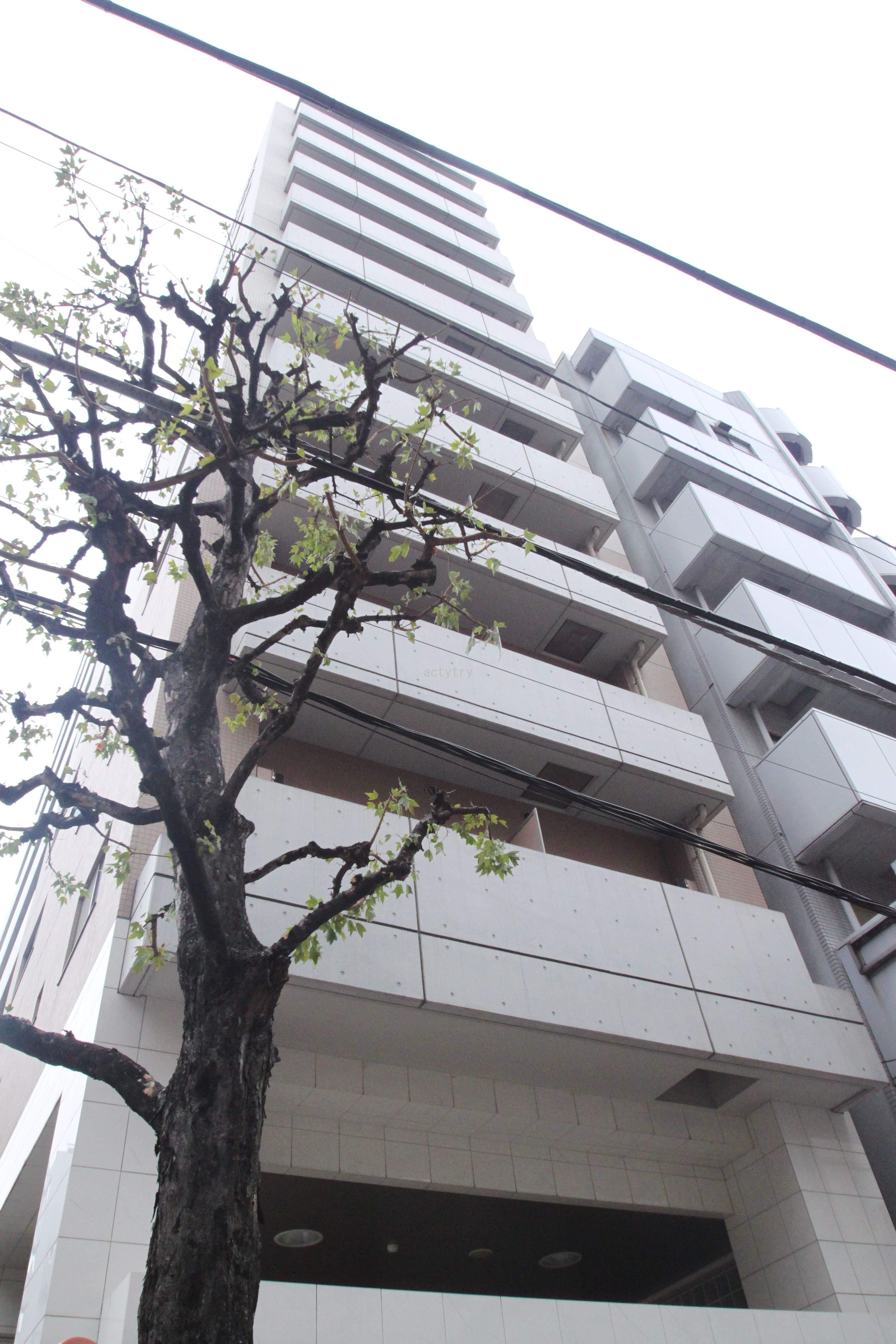 東京都千代田区、秋葉原駅徒歩8分の築11年 12階建の賃貸マンション