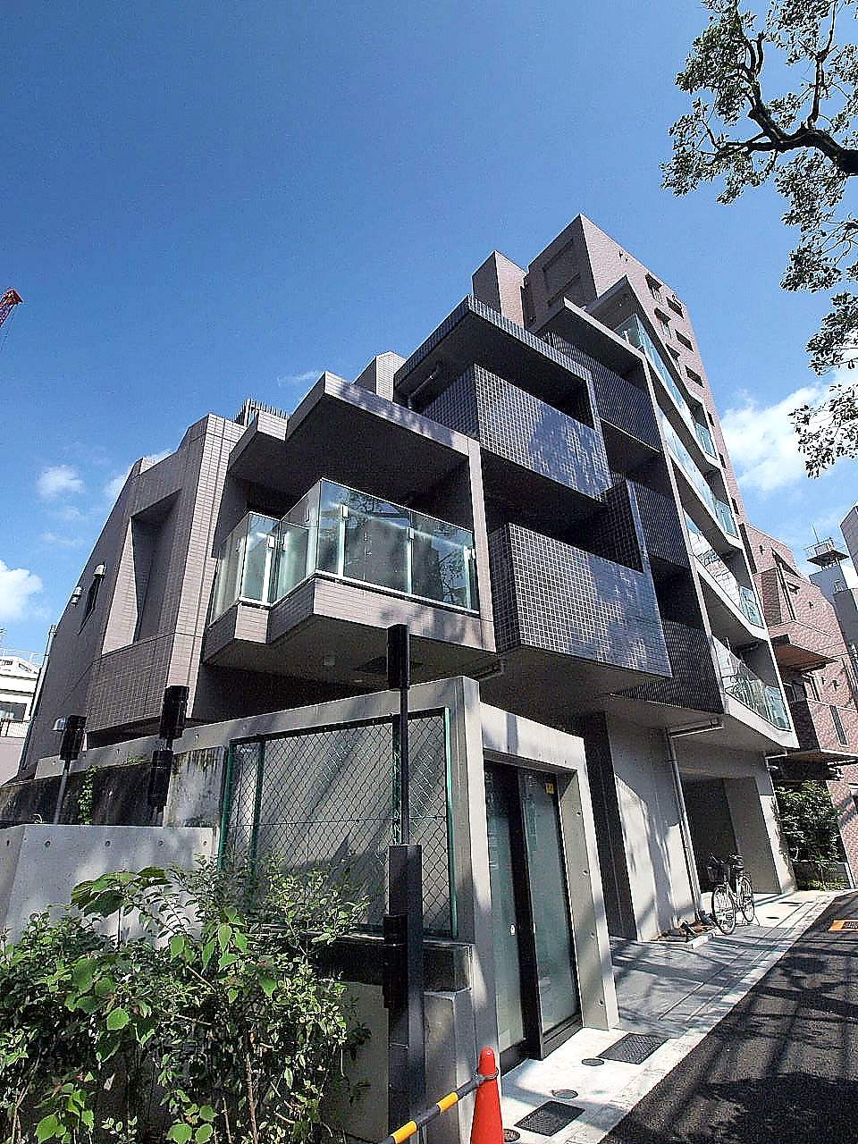東京都文京区、後楽園駅徒歩10分の築3年 6階建の賃貸マンション